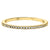 14K Yellow Gold Diamond Ring - 1/7 ct.