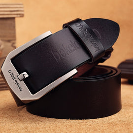 2019 men's leather belt men genuine leather belt male casual mens belts cowboy strap male belts for men high quality riemen 1080