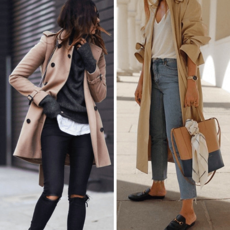 Le trench-coat