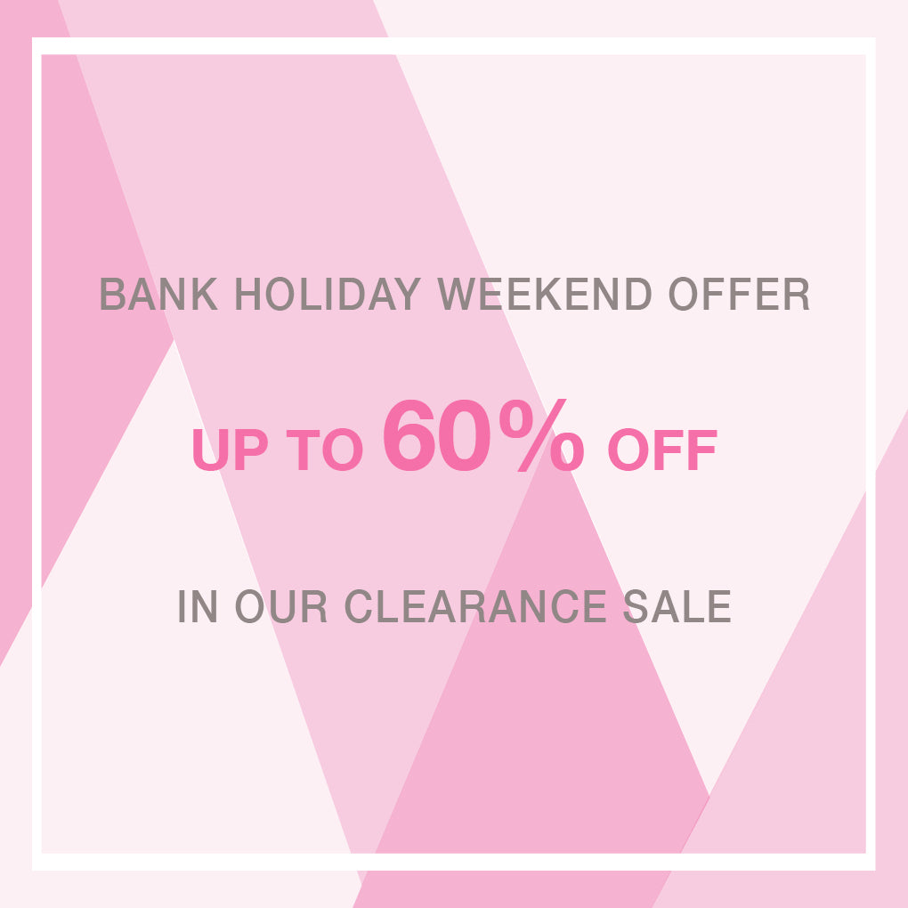 Bank Holiday Weekend Offer