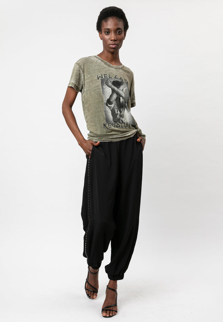 Religion Outlook Trousers Black