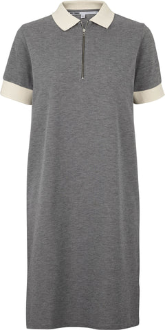 JUST FEMALE Athlete Dress Grey