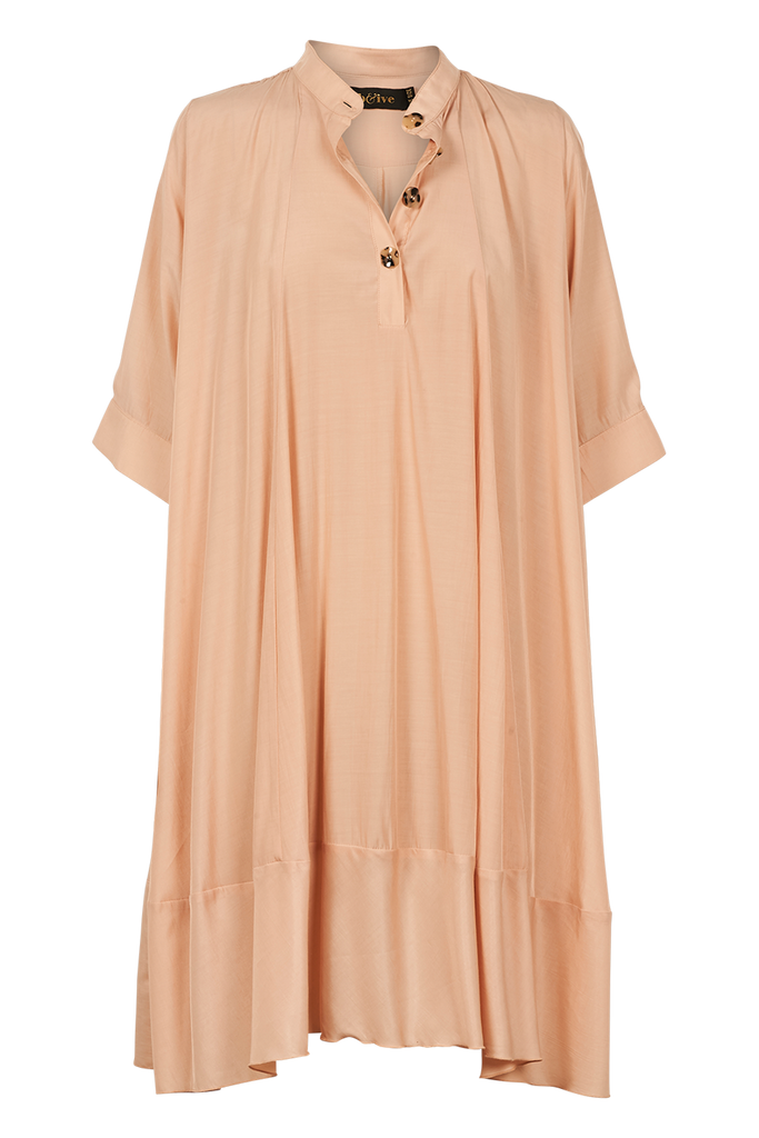 Eb & Ive Aretha Top/Dress Blush