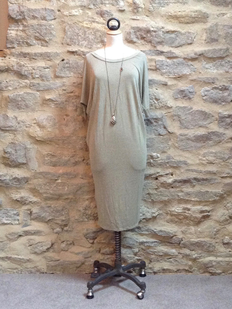 A POSTCARD FROM BRIGHTON Fenella Dress / Tunic Fudge Nomad