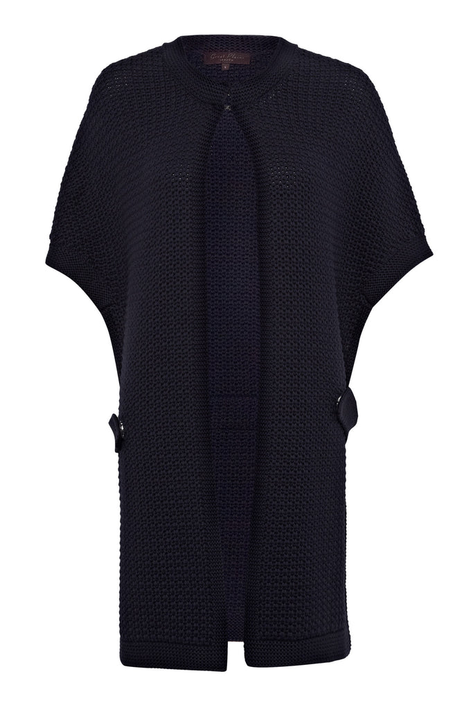 Great Plains Tilly Long Sleeveless Knit Navy