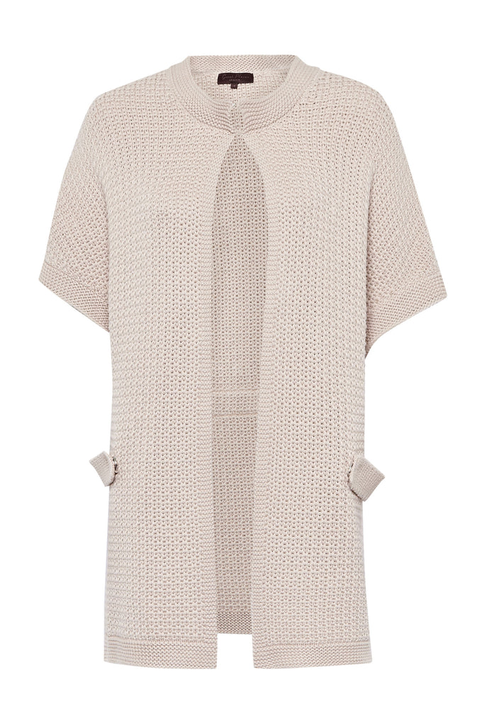 Great Plains Tilly Long Sleeveless Knit Cream