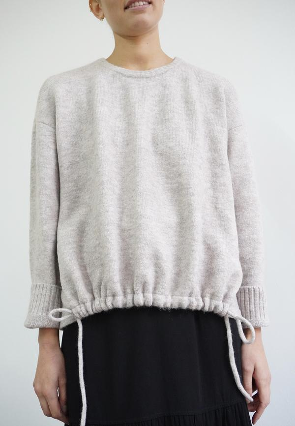 Religion Link Jumper Dusty Pink