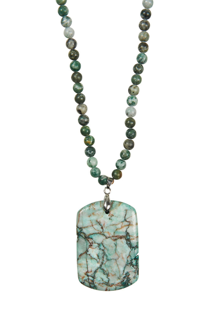 Eb & Ive Mwana Stone Necklace