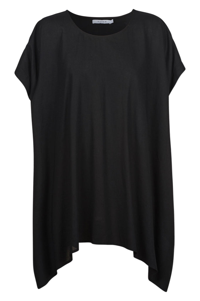 Haven Paradise Relax Top Black