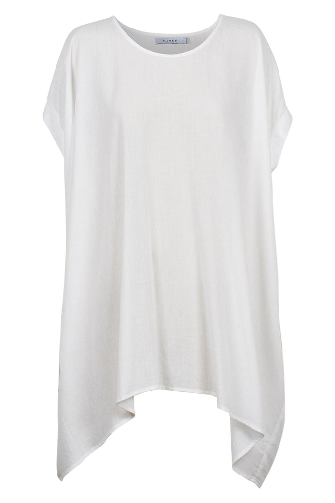 Haven Paradise Relax Top White