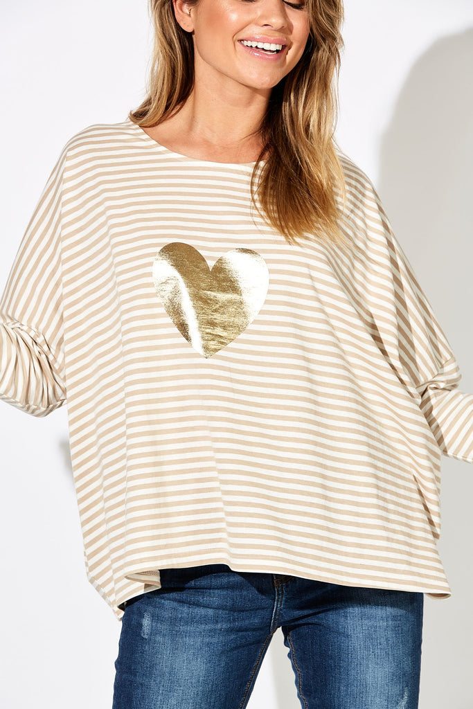 Haven Sail Away Top Bamboo