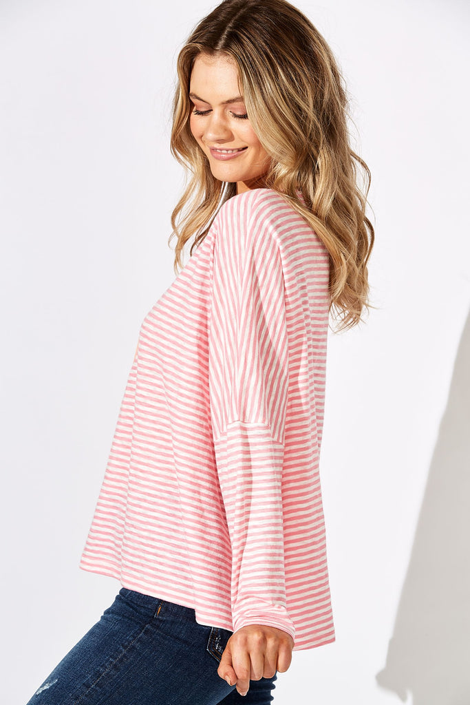 Haven Sail Away Top Lollipop