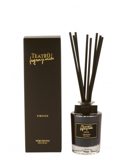 Teatro Fragranze Uniche - Nero Divino 100ml Reed Diffuser