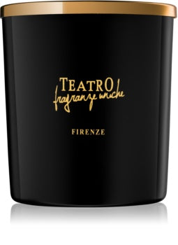 Teatro Fragranze Uniche - Tabacco 1815 160 grm Candle