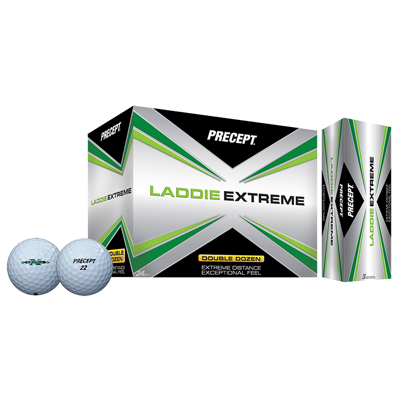 Precept Laddie Extreme Double Dozen