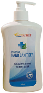 Instant Hand Sanitiser 450ml
