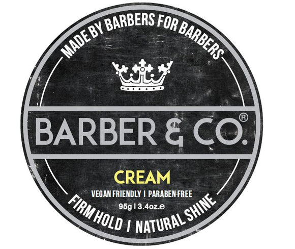 Barber & Co. Cream