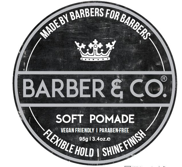 Barber & Co. Soft Pomade