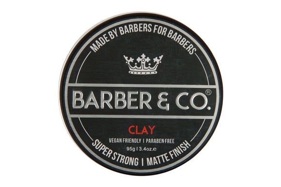 Barber & Co. Clay