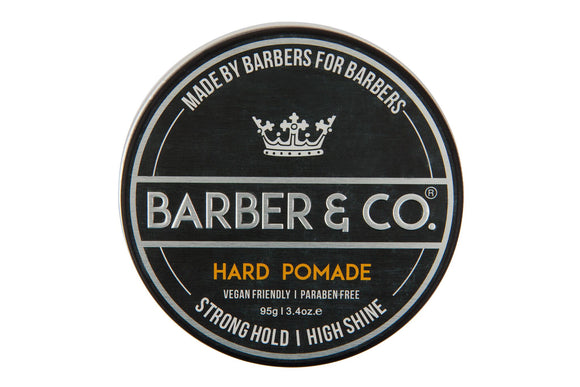 Barber & Co. Hard Pomade