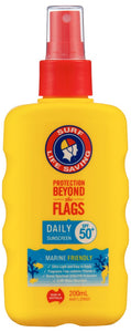 Surf Life Saving Daily Lotion 200ml Spray SPF 50+