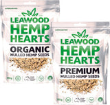 Leawood Hemp Hearts 250g