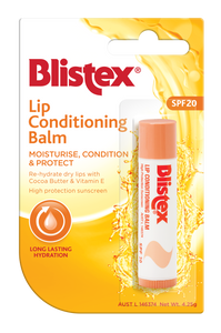 Blistex Conditioning Lip Balm SPF 20+