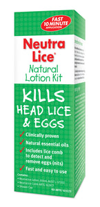 Neutra Lice Lotion Kit 200ml