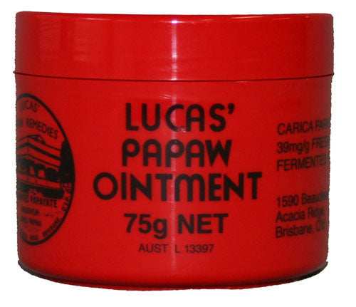 Lucas's Papaw 75g Tub