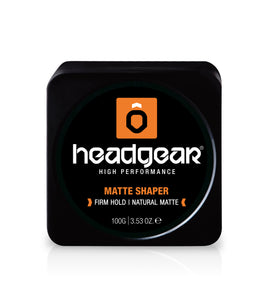 Headgear Matte Shaper