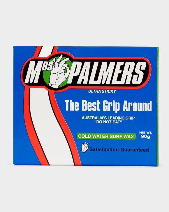 Mrs Palmers Surf Wax Cold Water 90g