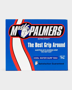 Mrs Palmers Surf Wax Cool Water 90g