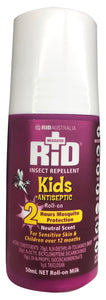 Rid Kids and Antiseptic 50ml Roll-on