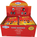 Hand Warmers display of 24