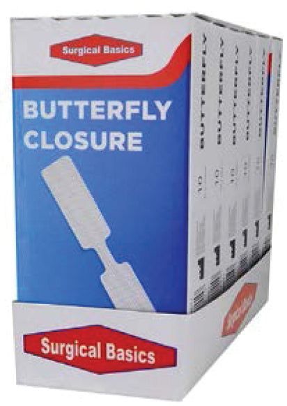 Butterfly Closures 10pc