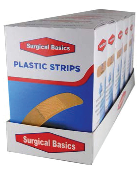 Plastic Strips 75pc