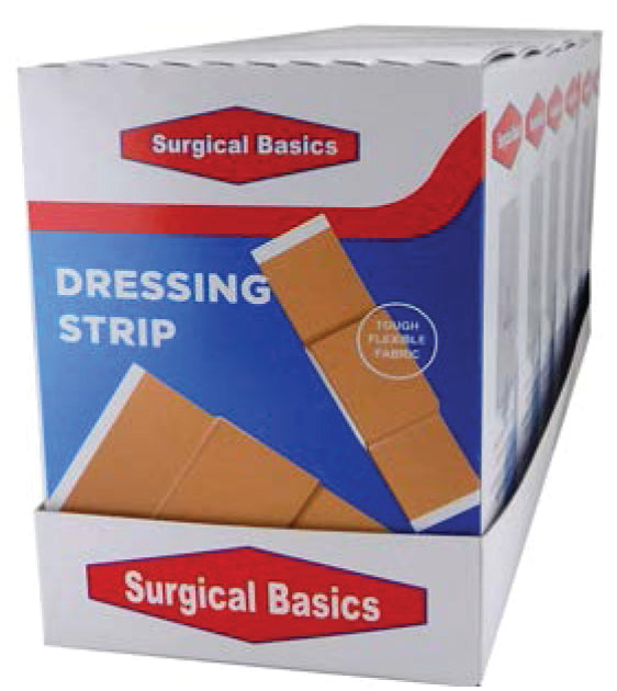 Fabric Dressing Strip 1m