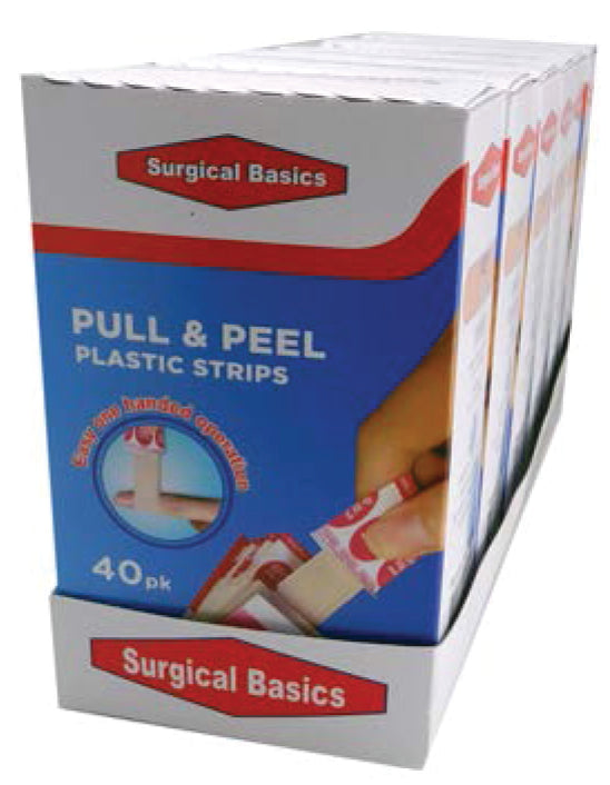 Pull and Peel Strips 32pc