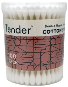 Cotton Tips 100 Tub