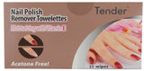 Nail Polish Remover Towelettes 25 wipes