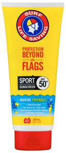 Surf Life Saving Sport 200ml Tube SPF 50+