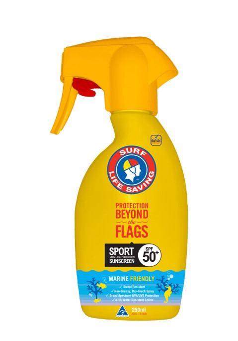 Surf Life Saving Sport 250ml Spray SPF 50+