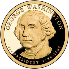 George Washington Presidential Dollar