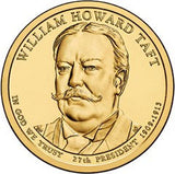 2013 William Howard Taft Presidential Dollar