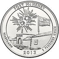 white mountain perrys victory great basin fort mchenry mount rushmore 2013 uncirculated national park quarters