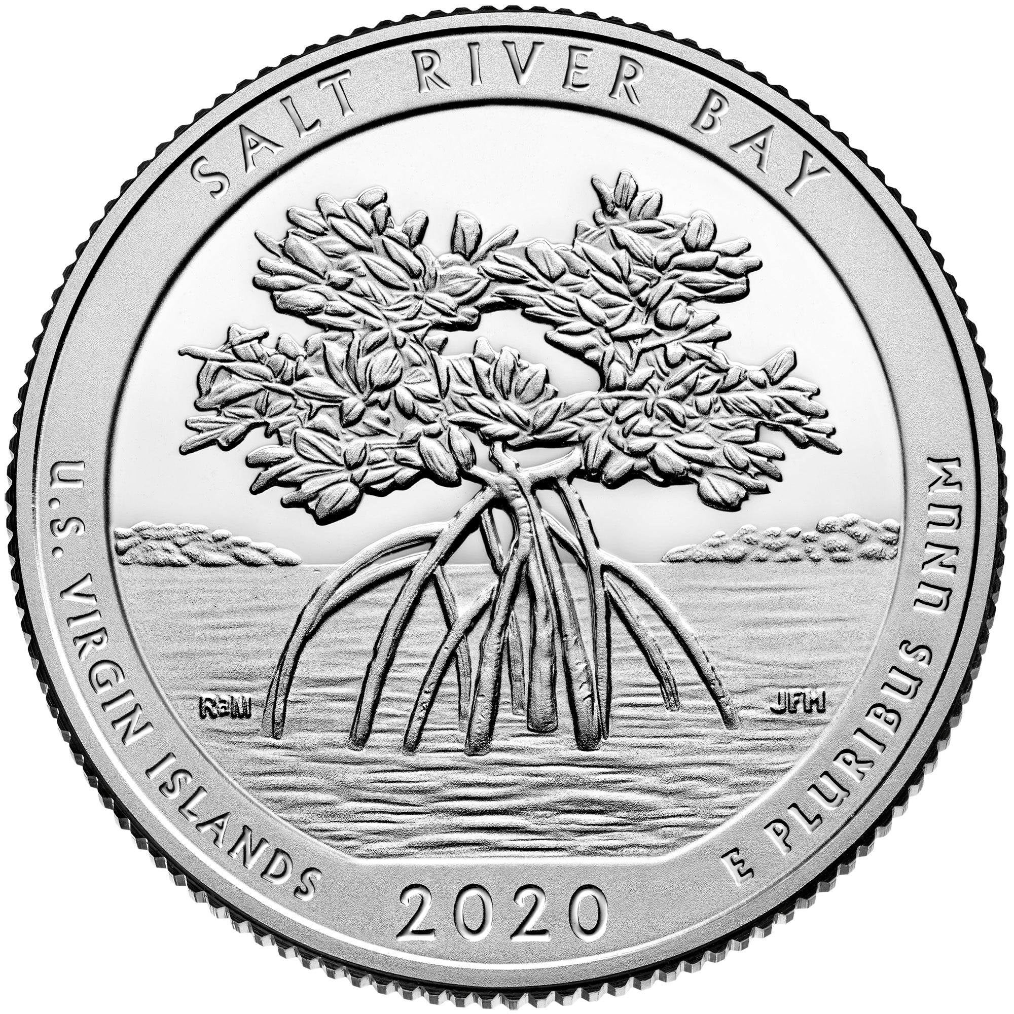 2020 uncirculated national park quarters