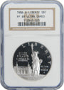 Certified Modern Commemoratives