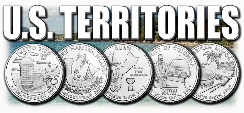 US Territories Quarters