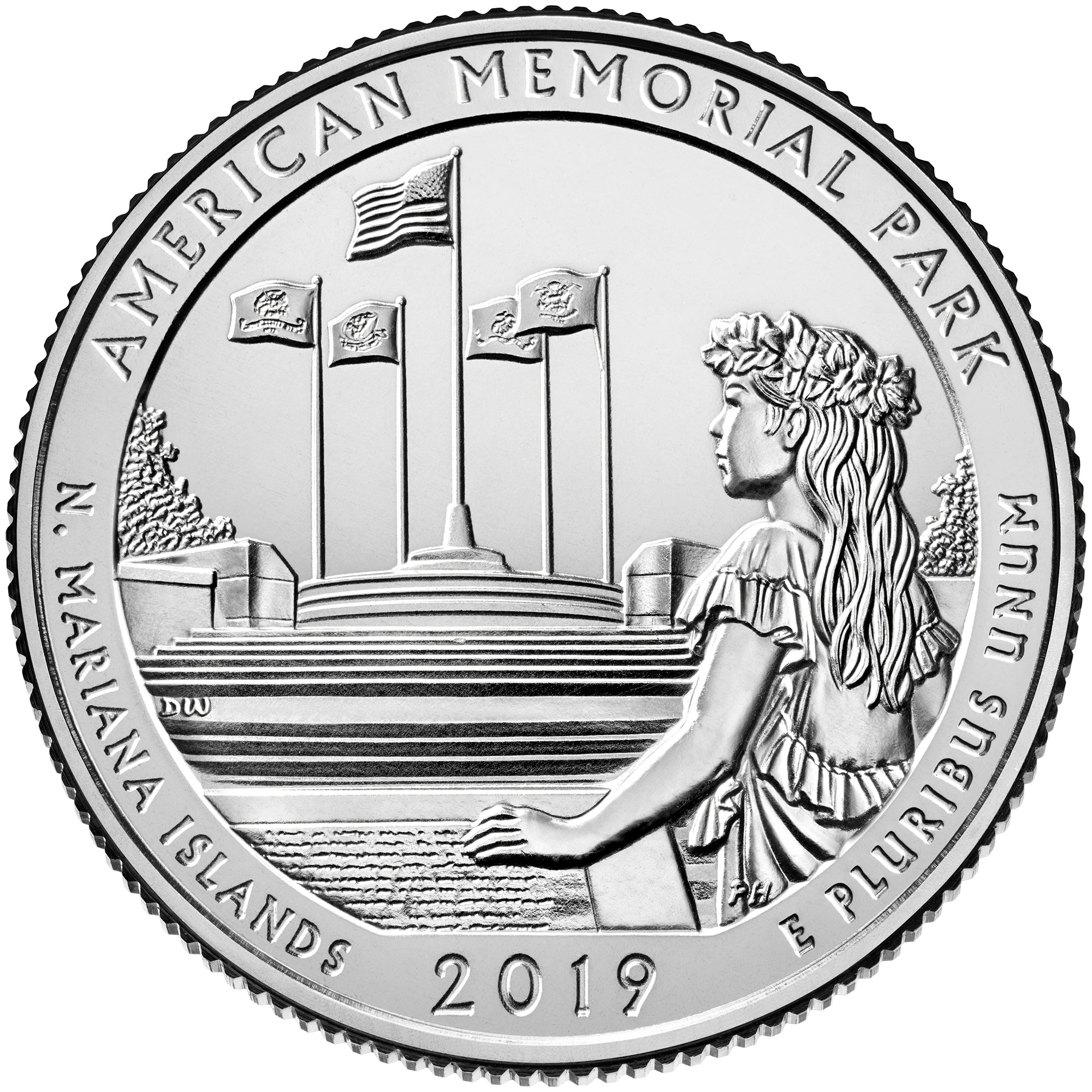 2019 uncirculated national park quarters