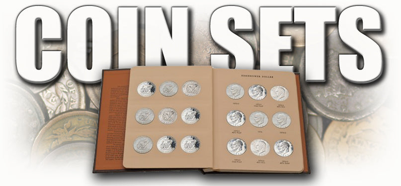 Complete coin sets